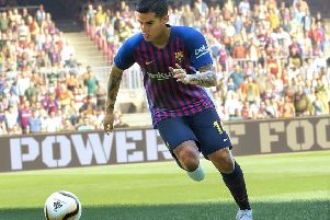 PES 2019 sets a new benchmark for football games