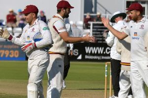 Northants saw off Sussex inside two days (picture: Dave Ikin)