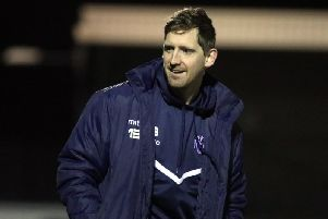 Steve Kinniburgh believes there is 'all to play for' in the battle for promotion