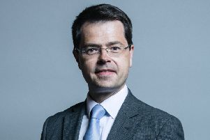Secretary of State for Local Government, James Brokenshire