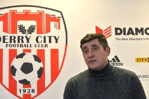 Declan Devine will announce his Derry City skipper for 2019 at the Past, Present and Future event at Magee tonight.