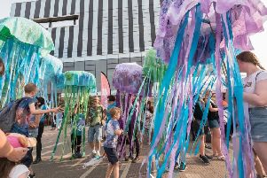 The Grow festival. A previous Made in Corby event
