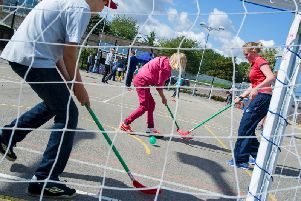 A wide range of sport and craft activities are on offer