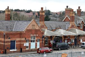 Kettering railway station