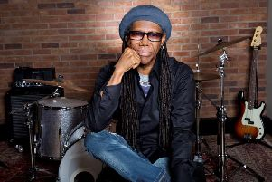 Nile Rodgers has worked with artists including David Bowie, Daft Punk and Madonna, as well as selling millions with his band Chic