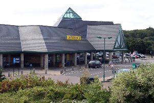Corby Morrisons.