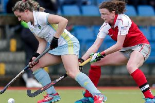 Kate Gourley scored for Pegasus during the week