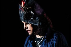 Adam Ant remains one of Britain's greatest pop icons