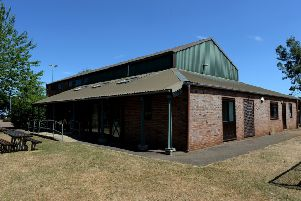 Windmill Community Centre, Deddington. NNL-180307-145833009
