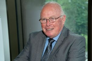 Cllr Malcolm Longley now says he is 'greatly encouraged' by the improving  financial position at the council.
