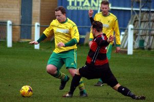 Ben Betteridge's late penalty gave Holwell a vital win in the battle to avoid the drop EMN-190320-090759002