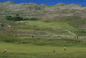 The Department for Communties has launched a consultation of licensing laws ahead of the Open at Royal Portrush