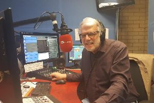 BBC Radio Northampton's Stuart Linnell will host his last show this Friday.