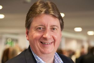 Paul Griffiths, chief executive of Northamptonshire Chamber of Commerce.