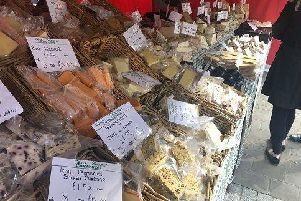 Cheese and Ale event comes to Market Harborough