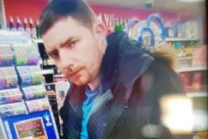 Image released by Northamptonshire Police.