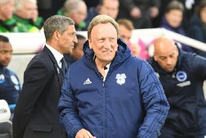 Cardiff City manager Neil Warnock. Picture by PW Sporting Photography.