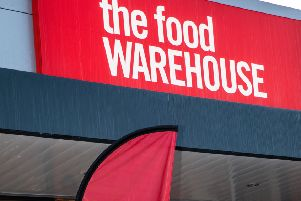 The Food Warehouse is coming to Kettering
