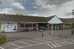 Asda in Corby. Credit: Google