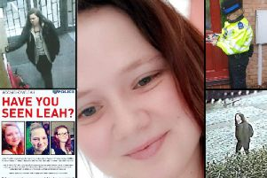Leah Croucher has been missing since February
