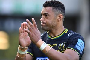 Luther Burrell is leaving Saints this summer