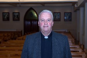 Bishop-elect Michael Router