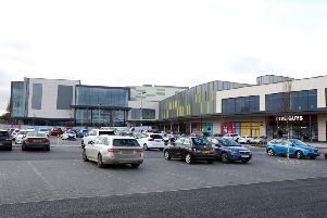 The cinema will be in the West Terrace at Rushden Lakes.
