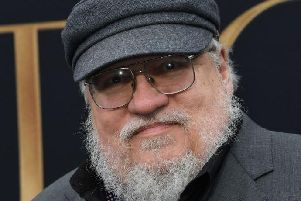 A Game of Thrones author, George R.R. Martin. (Photo: Getty Images)
