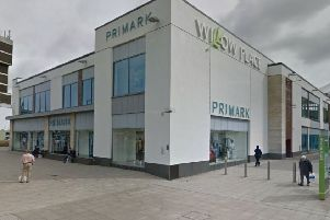 The town's Primark.