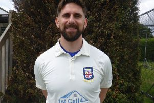 Stuart Collier is set to miss Bexhill's game away to Preston Nomads seconds