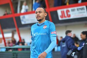 Rhys Hoenes has left Kettering Town and has sparked a row with his parting comments