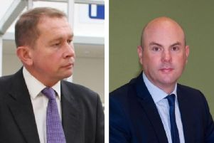 Kettering MP Philip Hollobone has said the buck stops with council leader Matt Golby and he should go.