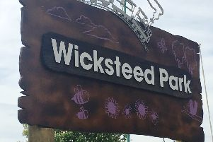 The event is being launched at Wicksteed Park.