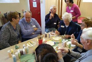 Large charitable donations are helping Sleaford dementia group expand its services. EMN-191106-100937001