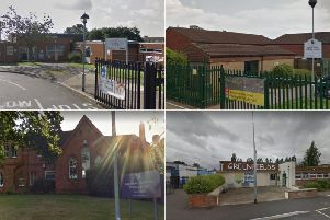 These are the Ofsted reports for schools in the Northampton area.