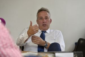 Ian Paisley has declined to answer questions about the foreign trips to luxury resorts