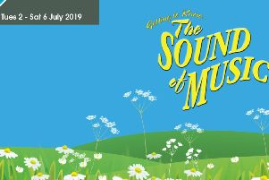 The Sound of Music will be at Theatre at The Mill from Tuesday to Saturday, July 2-6.
