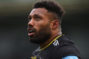 Jamal Ford-Robinson has joined Gloucester