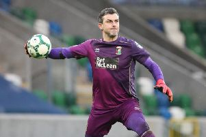Elliott Morris has accepted a new role as Goalkeeper Coach role at Glentoran while remaining a member of the first team squad.