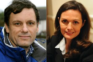 Andrew Lea and Heidi Brunsdon have been punished for speaking out against Louise Goldsmith's leadership