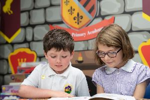 Stanwick Primary Academy has been graded as 'good'.