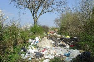 Fly tipping. EMN-190715-174925001