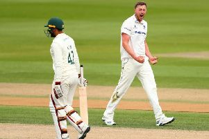 Ollie Robinson has had plenty of wickets to celebrate this season / Picture: Getty Images