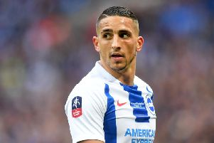 Anthony Knockaert's loan deal to Fulham caused significant reaction. Picture courtesy of Michael Regan/Getty Images.