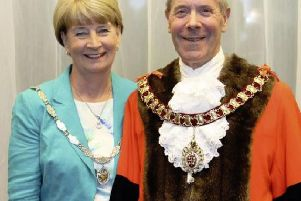 The mayor of Corby Ray Beeby will open the event at HJ Phillips & Son this Friday.