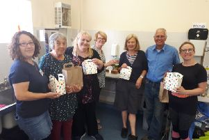 Corby's lunchbusters are volunteering to tackle holiday hunger NNL-190815-153231005