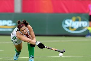 Roisin Upton was on target for Ireland against Belarus. Pic by Frank Uijlenbroek/World Sport Pics.