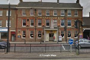 The Old Sugarloaf in Dunstable. Photo from Google Maps
