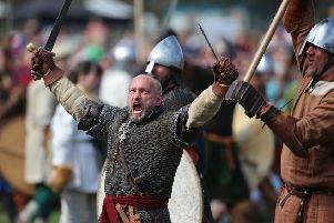 Ireland's population was in 'serious decline' before the arrival of the Vikings, new research has found
