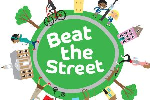 Beat the Street is a game coming to Kettering